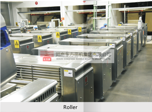 Box type drying Stick noodle Production line